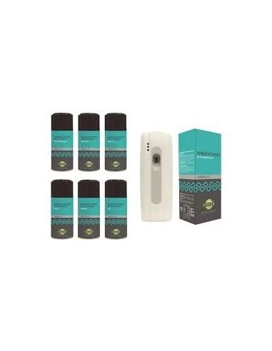 TAPICERÍAS-D (Limpiador de tapicerías desodorante) 5 L.