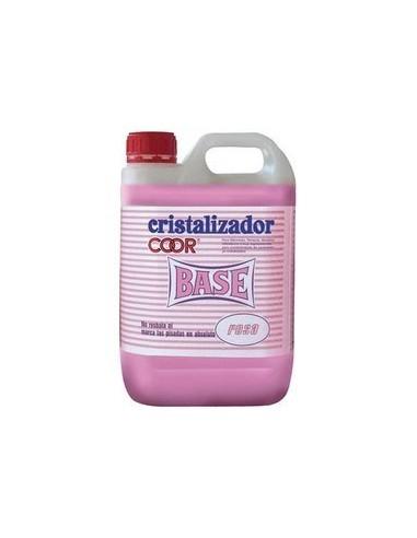 CRISTALIZADOR SUELOS COOR ROSA, 5 L.